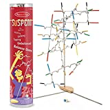 Melissa & Doug Suspend Family Game, Classic Games, Exciting Balancing Game, Develops Hand-Eye...