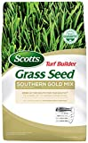 Scotts Turf Builder Grass Seed - Southern Gold Mix for Tall Fescue Lawns, 20-Pound (Sold in select...