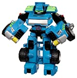 Playskool Heroes Transformers Rescue Bots Hoist The Tow-Bot Action Preschool Action Figure, Ages 3-7...