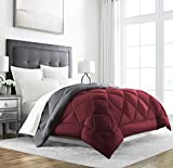 Sleep Restoration Goose Down Alternative Comforter - Reversible - All Season Hotel Quality Luxury...