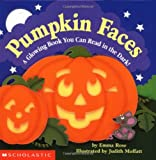 Pumpkin Faces: A Glowing Book You Can Read in the Dark!