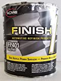 Finish1 Sherwin Williams FP401 Gray Acrylic Primer Surfacer Auto Paint Restoration car Paint...
