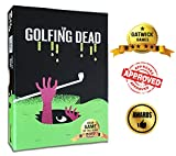 The Golfing Dead - Only One Survives - Best Zombie Card Game for Family, Adults, Kids, Teens, Ages 7...