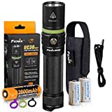 FENIX UC30 2017 Edition 1000 Lumen USB Rechargeable LED Flashlight with Rechargeable 2600mAh...