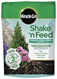 Shake 'N Feed Flowering Trees and Shrubs Plant Food, 8 lbs, Covers 480 sq. ft.