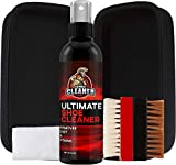 Ultimate Shoe Cleaner Travel Kit By Combat Cleaner | Shoe Cleaner + Premium Hard Brush + Premium...