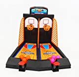 Avtion One or Two Player Desktop Basketball Game Best Classic Arcade Games Basket Ball Shootout...