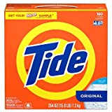Product of Tide HE Ultra Powder Laundry Detergent (254 oz, 180 loads) - Laundry Detergents [Bulk...