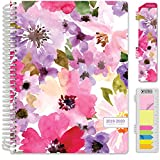 HARDCOVER Academic Year 2019-2020 Planner: (July 2019 Through July 2020) 8.5'x11' Daily Weekly...