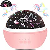 Star Night Light Projector Toys for Kids Toddlers, GILR Gifts for 1 2 3 4 Years Old, Baby Nursery...