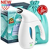 KULLIS Premium [New-Upgraded] - Premium Steamer for Clothes, Clothes Steamer, Portable Handheld...