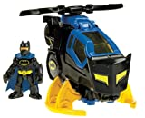 Fisher-Price Imaginext DC Super Friends, Batcopter [Amazon Exclusive]