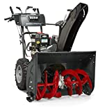 Briggs & Stratton 27' Dual-Stage Snow Blower w/ Heated Hand Grips, Electric Start, and 250cc Snow...