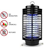 Muhoop Electronic Bug Zapper Mosquito Killer lamp Insect Trap Fly Insect Killer Lamp Indoor and...