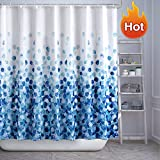 ARICHOMY Shower Curtain Set Bathroom Fabric Curtains Bath Waterproof Colorful Funny with Standard...