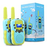 OMWay Toys for 4-5 Year Old Boys, Walkie Talkies for Boys Age 5-10,Outdoor Toys for Kids...