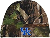 University of Kentucky Wildcats Realtree Camo Newborn Knit Cap