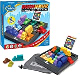ThinkFun Rush Hour Traffic Jam Logic Game and STEM Toy for Boys and Girls Age 8 and Up - Tons of Fun...