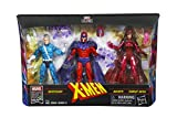 Marvel Legends Series Exclusive 6' Family Matters 3 Pack with Magneto, Quicksilver, & Scarlet Witch...