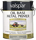 Valspar 018-4620G Gray Tractor and Implement Primer - 1 Gallon