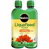 Miracle-Gro 1004325 LiquaFeed All Purpose Plant Food Refill Pack (Does not Include Spoon), 16 oz. -...