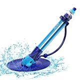 INTEY Pool Cleaner Automatic Suction Pool Vacuum