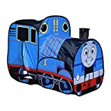 Sunny Days Entertainment Thomas & Friends Pop-Up Play Train Tent for Kids Indoor and Outdoor,...