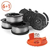 X Home Weed Eater Spools GH600 GH900 Compatible with Black and Decker AF-100 String Trimmer Edger,...