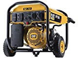 Cat RP7500E Gas Powered Portable Generator with Electric Start - 7500 Running Watts/9375 Starting...