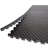 CAP Barbell Antimicrobial Treated Puzzle Mat, 24 sq ft