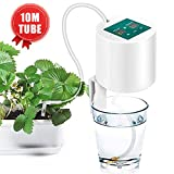 Janolia Automatic Irrigation Kit, Self Watering System, with Electronic Water Timer, 10m Tube,...