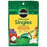Miracle-Gro 101430 Not Available Watering Can Singles, Singles-24 pk