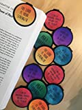 Inspirational Bookmarks (Set of 30) Assortment of Colorful Christian Bookmarks. Ideal for Bible...