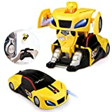Baztoy Transform Toy Remote Control Car Wall Climbing for Boys Girls Age of 3, 4, 5, 6,7,8-16 Year...