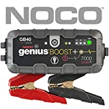 NOCO Boost Plus GB40 1000 Amp 12V UltraSafe Lithium Jump Starter for up to 6L Gasoline and 3L Diesel...
