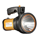 Bright Rechargeable Searchlight handheld LED Flashlight Tactical Flashlight with Handle CREE L2...