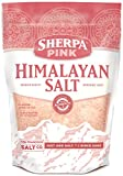 Sherpa Pink Gourmet Himalayan Salt, 1lb Extra-Fine Grain. Incredible Taste. Rich in Nutrients and...