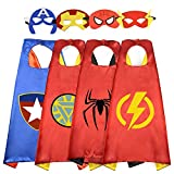 Easony Toys for 3-10 Year Old Boys, Fun Cartoon Capes for Kids Birthday Gifts Presents for 3-10 Year...