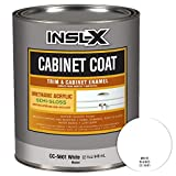 INSL-X CC560109A-44 Cabinet Coat - Semi-Gloss Paint 1 Quart White