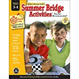 Summer Bridge Activities - Grades 3 - 4, Workbook for Summer Learning Loss, Math, Reading, Writing...