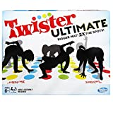 Twister Ultimate: Bigger Mat, More Colored Spots, Family, Kids Party Game Age 6+; Compatible with...