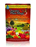 Plant Magic Plant Food 100% Organic Fertilizer - Easy to Use All Purpose for Indoor Houseplants,...