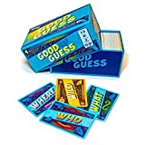 Good Guess: A Social Trivia Game...Race to Unriddle Intriguing Trivia Clues About Everyday Things....