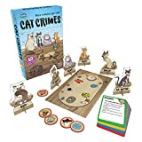 ThinkFun Cat Crimes Logic Game and Brainteaser for Boys and Girls Age 8 and Up - A Smart Game with a...