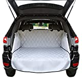 Cargo Liner For SUV's and Cars, Waterproof Material, non Slip Backing, With Side Walls Protectors,...