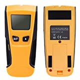 3 in 1 Stud Wood AC Live Wire Finder Wall Center Scanner Electrical Industrial Metal Detector Tool...