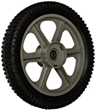 MaxPower 335112 Plastic Spoked Wheel, 12' X 2'