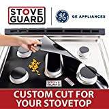 GE Stove Protectors - Stove Top Protector for General Electric Gas Ranges - Ultra Thin Easy Clean...