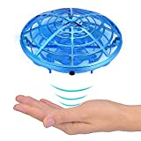 ACECHUM Kid and Boy Toys, Hand-Controlled Flying Ball, Interactive Infrared Induction Helicopter...