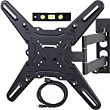 VideoSecu ML531BE TV Wall Mount for Most 27'-55' LED LCD Plasma Flat Screen Monitor up to 88 lb VESA...